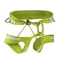 Edelrid Ace - imbrago basso per arrampicata, Green