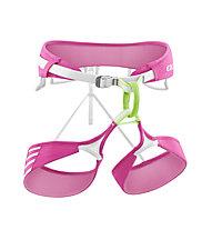 Edelrid Ace II - imbrago arrampicata, Pink