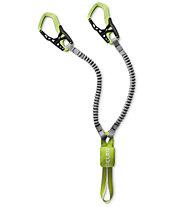 Edelrid Cable Kit - Klettersteigset, Grey/Green