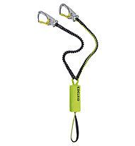 Edelrid Cable Kit Lite 5.0 - set via ferrata, Green