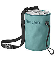 Edelrid Chalk Bag Rodeo - Magnesiumbeutel, Light Blue