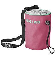 Edelrid Chalk Bag Rodeo - Magnesiumbeutel, Pink