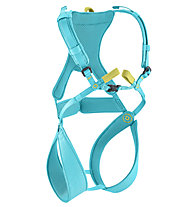 Edelrid Fraggle - imbrago - bambino, Light Blue