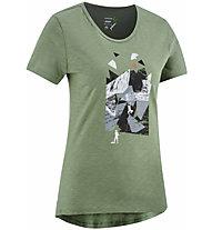 Edelrid Highball IV - T-shirt - Damen, Green