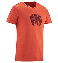 Edelrid Highball IV - T-shirt - Herren, Red