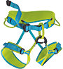 Edelrid Jayne - imbrago basso - donna, Green/Light Blue