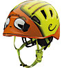 Edelrid Kid's Shield II - casco arrampicata - bambino, Yellow/Orange