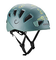 Edelrid Kid's Shield II - Kletterhelm, Blue/Green