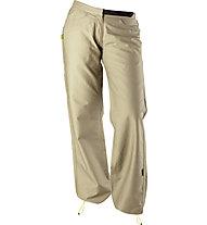 Edelrid Leela pantaloni arrampicata donna, Beige