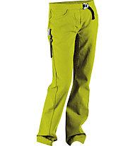 Edelrid Lola pantaloni arrampicata donna, Chute Green