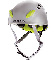 Edelrid Madillo - Kletterhelm, Light Grey/Green