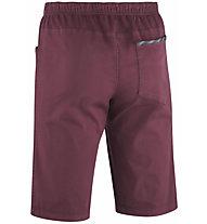 Edelrid Monkee - pantaloni corti arrampicata - uomo, aubergine