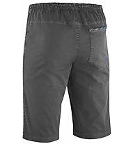 Edelrid Monkee - pantaloni corti arrampicata - uomo, Dark Grey