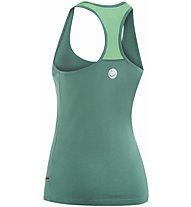 Edelrid Onsight - top arrampicata - donna, Green