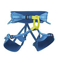 Edelrid Orion - imbrago basso per arrampicata, Turquoise