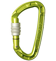 Edelrid Pure Screw - moschettone, Green