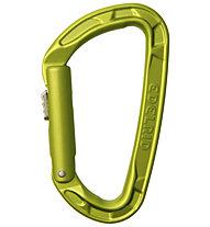 Edelrid Pure Slider - moschettone, Green