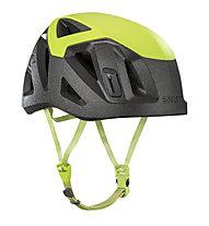 Edelrid Salathe - casco arrampicata, Black/Green