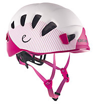 Edelrid Shield - casco arrampicata, White/Pink