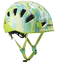 Edelrid Shield - casco arrampicata, Light Green
