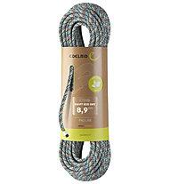 Edelrid Swift Eco Dry 8.9 - corda singola/mezza corda/corda gemella, Multicolor