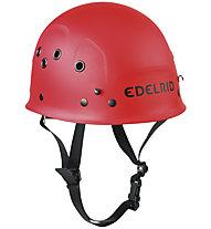 Edelrid Ultralight Junior - casco arrampicata - bambino, Red