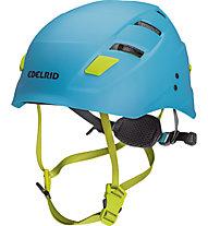 Edelrid Zodiac Lite - casco arrampicata, Light Blue