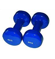 Effea Sport Manubri pesi, Light Blue