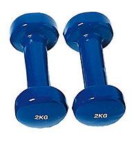Effea Sport Manubri pesi, Blue