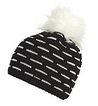 Eisbär Aldona Lux - Mütze - Damen, Black/White