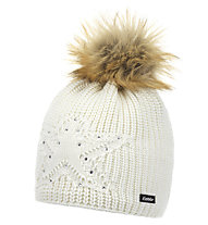 Eisbär Chantal Lux Crystal - Mütze - Damen, White