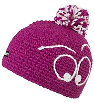 Eisbär Coolkid Pompon - berretto con pom pon - bambino, Pink