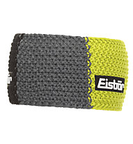 Eisbär Headband Jamies STB - Stirnband, Grey/Yellow