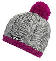 Eisbär Kiana - Mütze - Damen, Grey/Pink