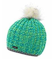 Eisbär Klio Lux Merino-Wollmütze, Green