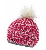 Eisbär Klio Lux Merino-Wollmütze, Pink