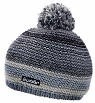 Eisbär Berretto pom pon Kunita, Light Grey/White