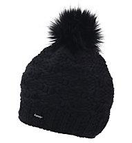 Eisbär Mena Lux Wintermütze, Black