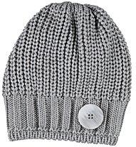 Eisbär Nino OS Damenmütze, Light Grey