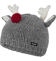 Eisbär Rudolph - Mütze - Kinder, Grey