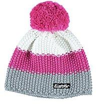 Eisbär Star - Mütze - Kinder, Grey/Pink