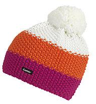 Eisbär Star Pompon - berretto - bambino, Pink/Orange