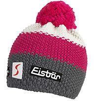 Eisbär Star Pompon SP - berretto, Pink/Grey