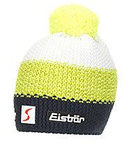 Eisbär Star Pompon SP - berretto, Grey/Yellow