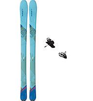 Elan Makalu Tourenski Set: Ski + Bindung