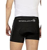 Endura Engineered Padded Boxer with Clickfast - Innenhose MTB - Herren, Black