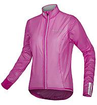 Endura FS260-Pro Adrenaline Race Cape II - giacca ciclismo - donna, Pink