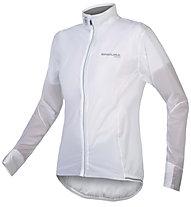 Endura FS260-Pro Adrenaline Race Cape II - giacca ciclismo - donna, White