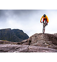Endura MT500 Burner - Mountainbikeshirt langarm - Herren, Orange
