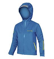 Endura MT500JR Waterproof - Radjacke - Kinder, Blue